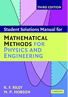 Mathematical methods in the physical sciences 3rd edition 3 mary l student solution manual for mathematical methods for physics and engineering third edition fandeluxe Image collections