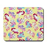 CafePress My Little Pony Retro Three Ponies Non-Slip Rubber Mousepad, Gaming Mouse Pad
