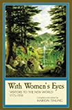 With Women's Eyes, Marion Tinling, 0806130504