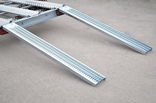 AB Tools-Toolzone Par 226kg rampas de Carga 6ft 1,83 m para ...