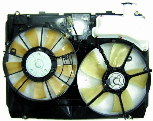 Depo 312-55026-000 Dual Fan Assembly