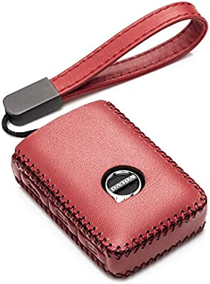 Pink Key Fob Cover Case Remote Holder Skin Protector Jacket for 2017 2018 2019 2020 2021 Volvo XC40 XC60 XC90 S90 V90