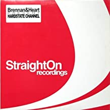 Brennan & Heart - Hardstate Channel - StraightOn Recordings - SO:0309