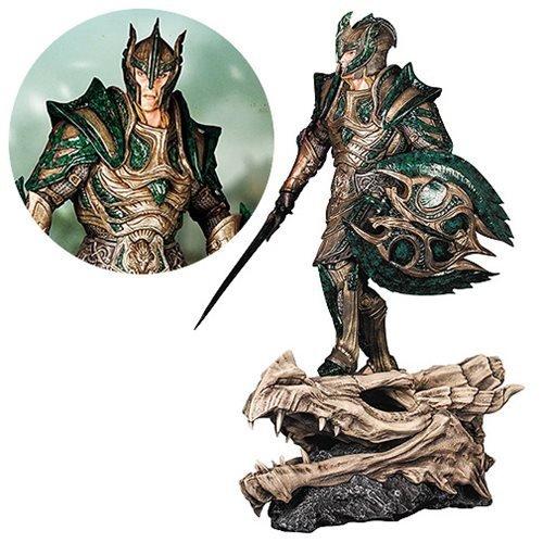 Elder-Scrolls-V-Skyrim-Glass-Armor-16-Scale-Statue