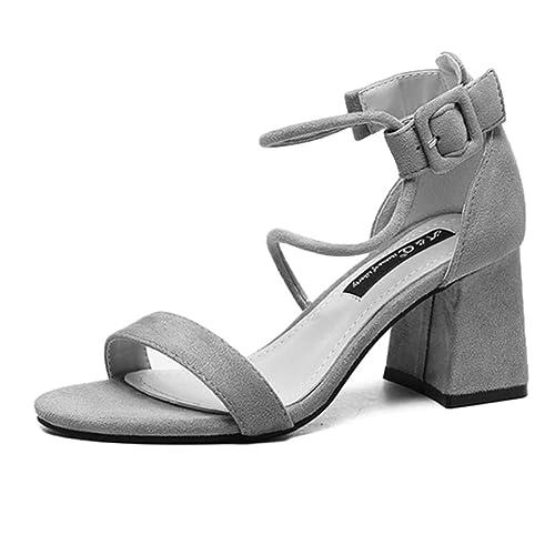 Chaussures Bloc Sandales Femme Talons Femme Daytwork XTuwOZkPi