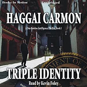 Triple Identity Audiobook
