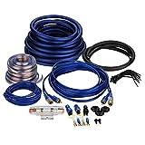 Install Bay 4 Gauge 1600 Watt Value AMP Kit Complete