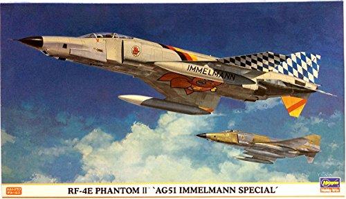 ハセガワ 1/72 00838 RF-4EファントムII AG51インメルマンスペシャル