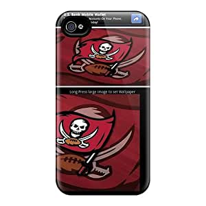 Defender Case With Nice Appearance (tampa Bay Buccaneers) For Iphone 6 by supermalls