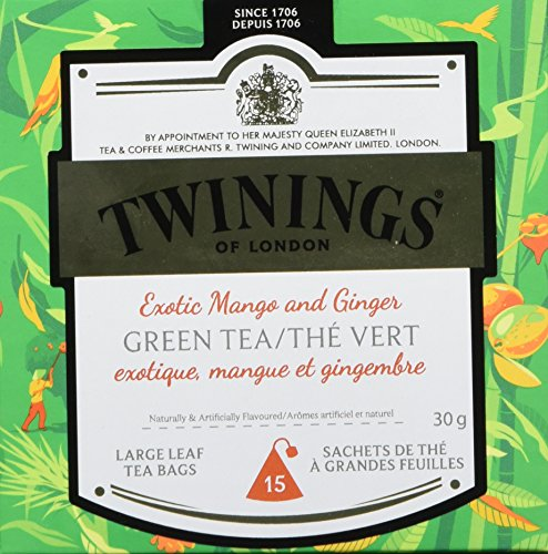 Twinings Tea Gift Box Collection 30g - Exotic Mango and Ging