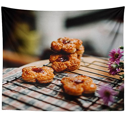 Westlake Art - Wall Hanging Tapestry - Cookie Sweet - Photography Home Decor Living Room - 26x36in ()