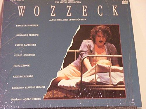 Berg: Wozzeck. VSO, Abbado, Cond. LaserDiscs ()
