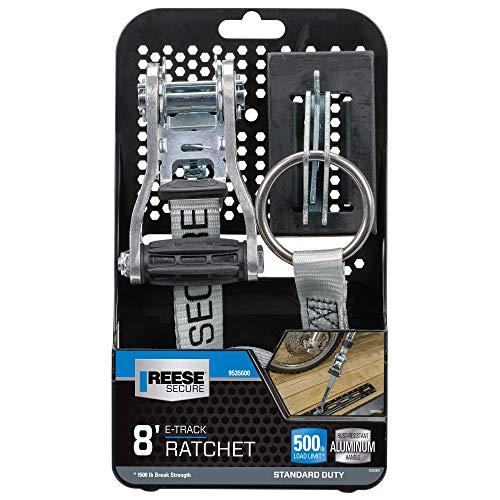 Reese E-Track Cast Aluminum Ratchet 1×8