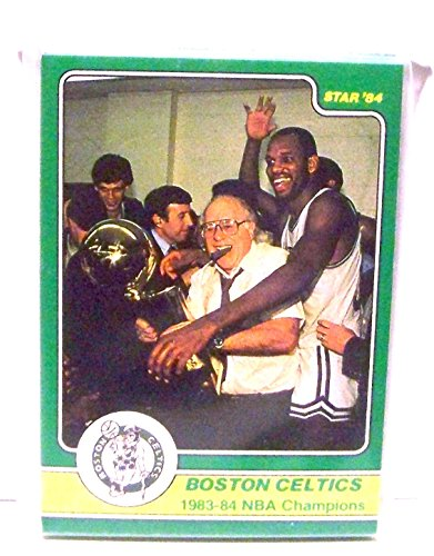 TICS 1983-84 NBA CHAMPIONS 25 CARD FACTORY SEALED BAG ()