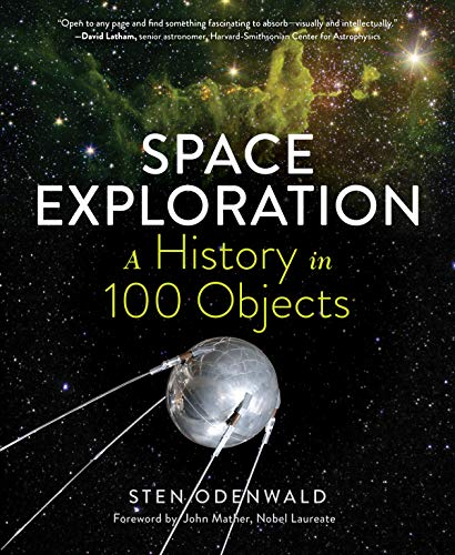 Book Cover: Space Exploration―A History in 100 Objects