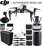 DJI Inspire 2 Quadcopter, Zenmuse X5S Ultimate Bundle