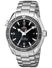 Omega Men's 232.30.46.21.01.001 Seamaster Black Dial Watch