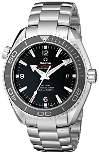 et Ocean 600 Meters Co-Axial Black Dial Men's Watch (Model:232.30.46.21.01.001) ()
