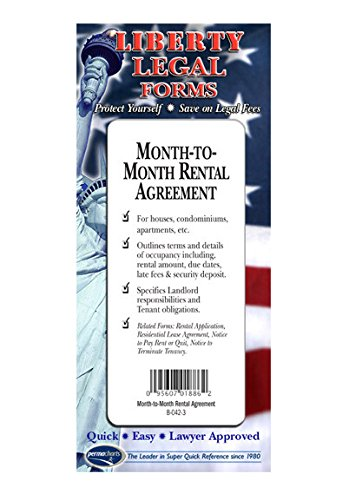 Amazon Month To Month Rental Agreement Usa Do It Yourself