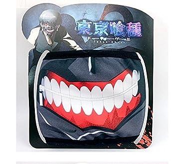 Vivian Tokyo Ghoul Kaneki Ken Cosplay Máscara Máscara contra el polvo