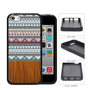 MMZ bricolaje teléfono CASEAztec ilustraciones y silicona TPU madera pulida caja del teléfono celular Apple iphone 6 plus 13,97 cm