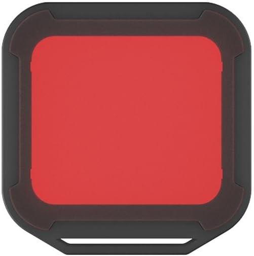 PolarPro Aqua Filter 3-Pack Red, Magenta, Snorkel Hero6 for GoPro Hero7 Hero5 Super Suit Housing