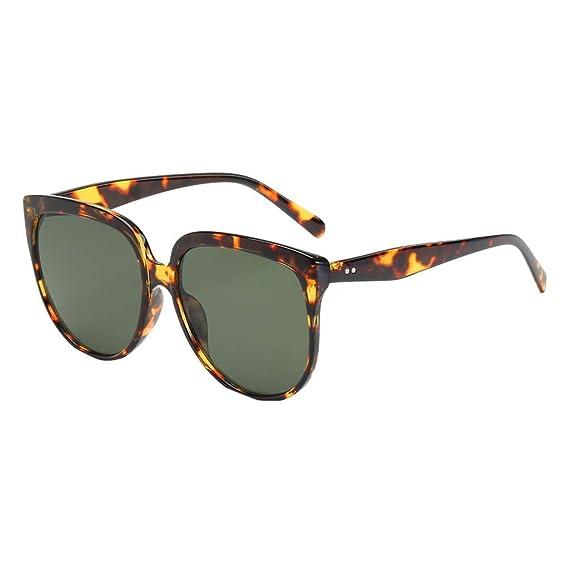 Gafas De Sol Unisex, Gafas De Verano Para Hombres Marco De ...