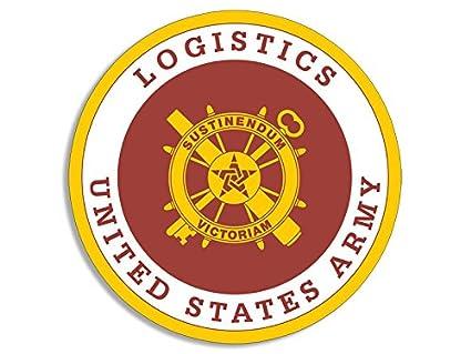 Amazon com: American Vinyl Round Logistics Branch Seal