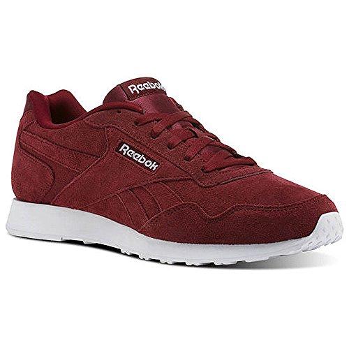 Reebok Herren Royal Glide LX Sneaker rot (Collegiate Burgundy/White 000)