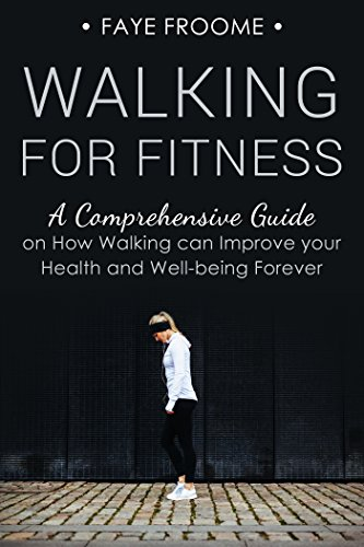 Walking Fitness Comprehensive Improve Well being ebook product image