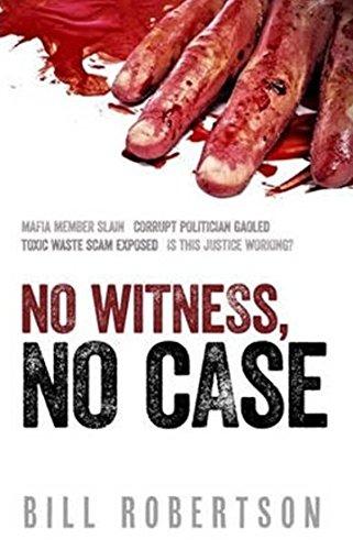 Read Online No Witness No Case PDF