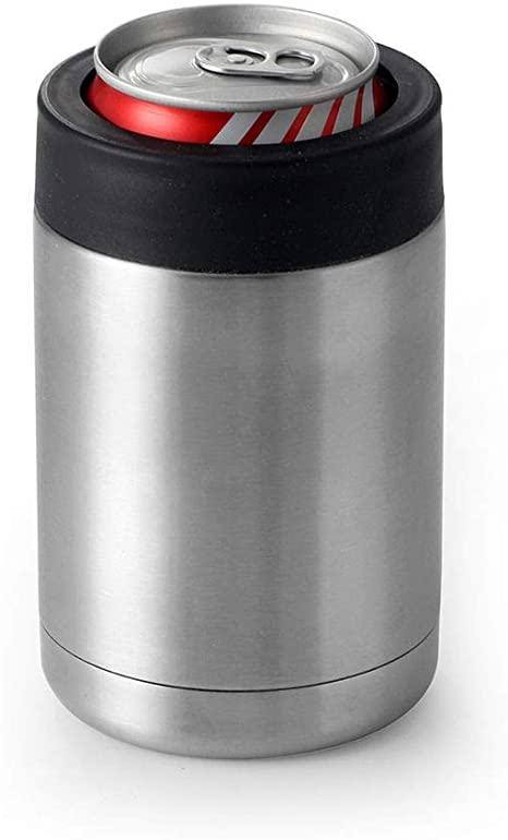 Gtell 12 Oz Tumbler Double Wall Stainless Steel Insulated Colster Can Cooler Beer Bottle Amazon Ca Home Kitchen