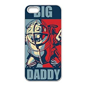 Big Daddy unique robot Cell Phone Case for iPhone 5S by lolosakes