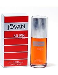 Jovan Musk By JOVAN FOR MEN 3 oz Cologne Spray