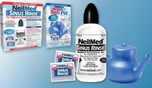 NeilMed NasaFlo Neti Pot | Walgreens