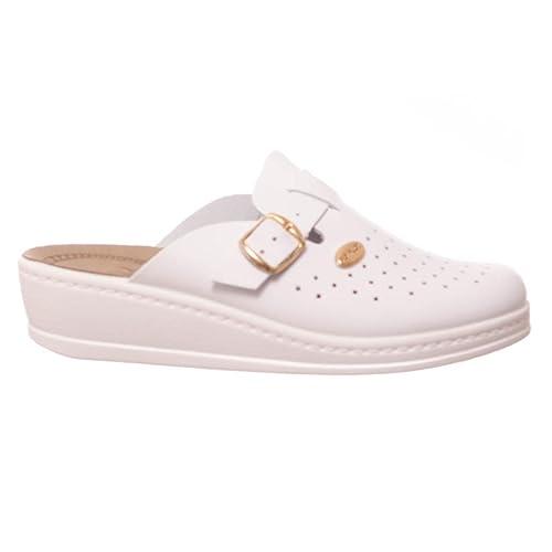 Fly Flot Ciabatte sanitarie bianco scarpe donna 1570  Amazon.it  Scarpe e  borse 6645229fcd4