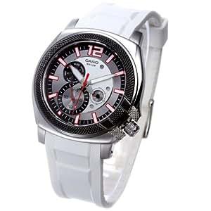 Casio MTP1316B8A - Reloj de Caballero caucho Negro