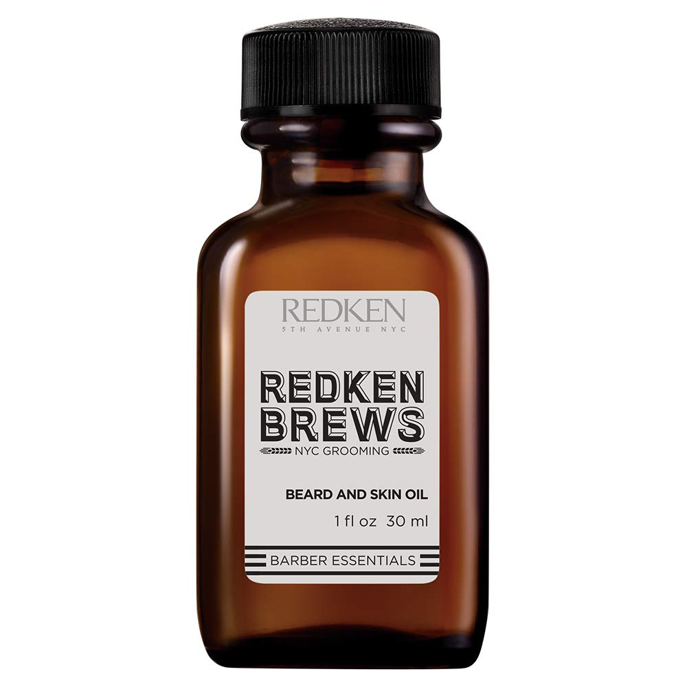 Brew Moist Beard And Skin Oil 30ml L' Oreal USA S/D 0884486341792
