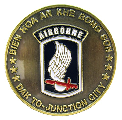 173rd Airborne Division Challenge Coin (173rd Division Airborne)