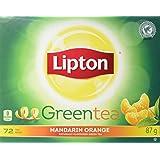 Lipton Green Tea Orange Mandarin Tea 72 1N