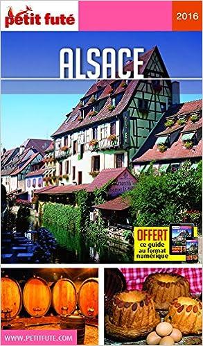 En ligne Petit Futé Alsace pdf ebook