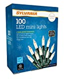 SYLVANIA 100 LED Mini Lights Warm White
