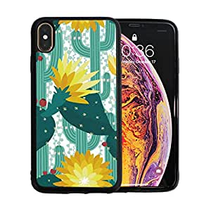 Amazon.com: iPhone Xs Max Tropical Cactus and Sunflower