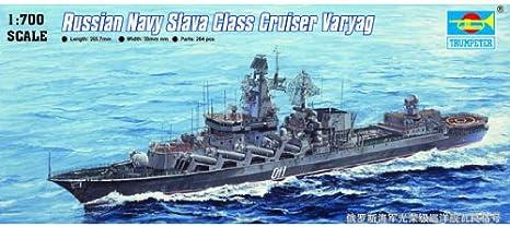Trumpeter 1//350 Scale Russian Varyag Slava Class Cruiser