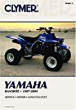 Yamaha Yfz350 Banshee, 1987-2004, Clymer Publications Staff, 0892879173
