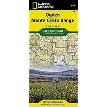 Ogden, Monte Cristo Range (National Geographic Trails Illustrated Map)