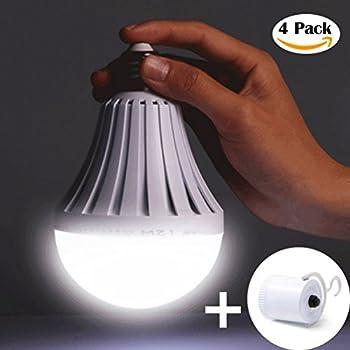 12v LED lamp+ Solar panel+ 12v car battery? Answered