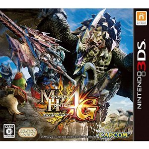 Monster Hunter 4G with limited Airu figure (Japan ...