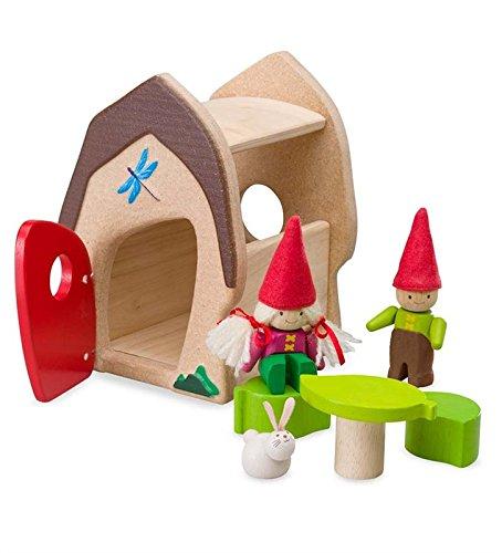 Sweet Mushrooms (Gnome, Sweet Gnome Sustainable Wood Play Set, in Mushroom)
