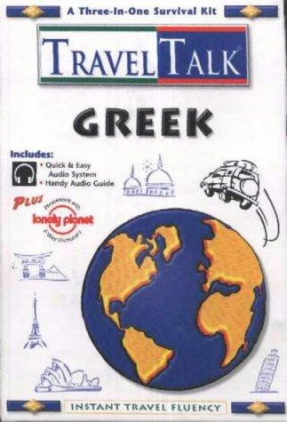 Travel Talk Greek: A 3-In-1 Survival Kit (Greek Edition) pdf epub